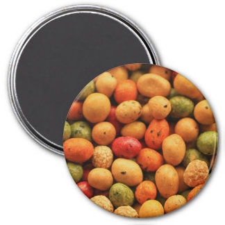 Mixed Nuts Magnet