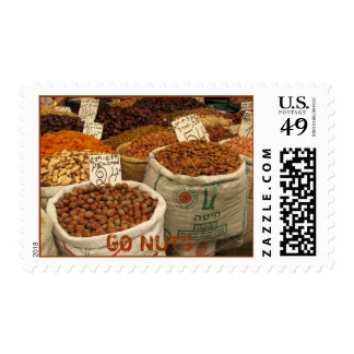 MIXED NUTS STAMPS