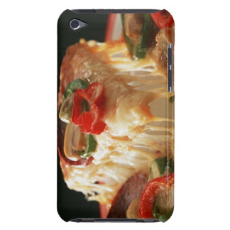 Mixed Pizza Barely There iPod Cases