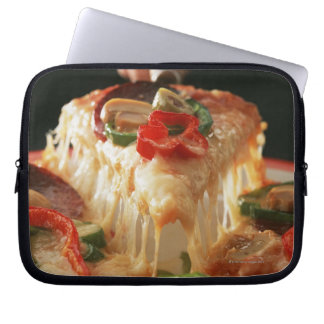 Mixed Pizza Computer Sleeve