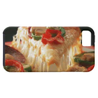 Mixed Pizza iPhone SE/5/5s Case