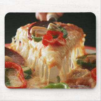 Mixed Pizza Mouse Pads