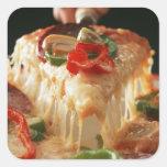 Mixed Pizza Sticker