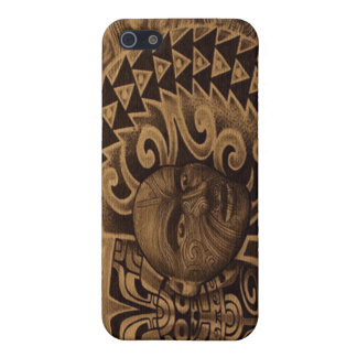 MIxed Polynesian Iphone Case iPhone 5 Cover