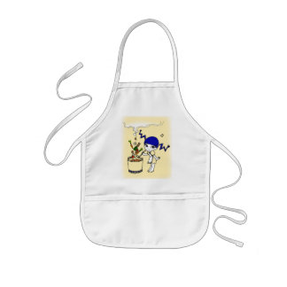 Mixed Soup (A23) Kids' Apron