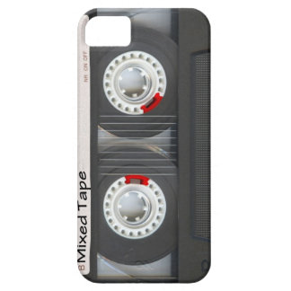 Mixed Tape Cassette iPhone SE/5/5s Case