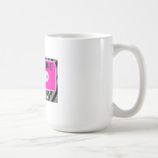Mixed Tape Love Coffee Mug