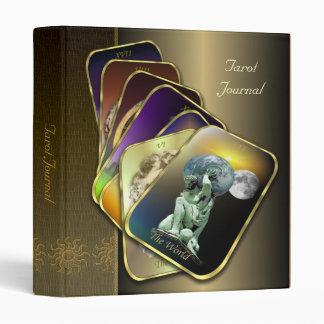 """Mixed Tarot Cards 1"""" Tarot Journal Binders"""