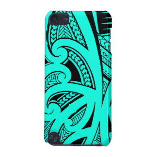 Mixed tattoo styles, Maori, Samoan and Polynesian iPod Touch 5G Cover