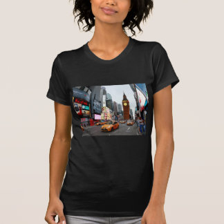Mixed Up World! - New York City & London T-shirt