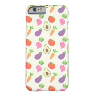 Mixed Vegetable Pattern Barely There iPhone 6 Case