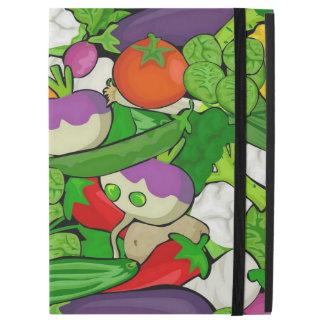 "Mixed vegetables iPad pro 12.9"" case"