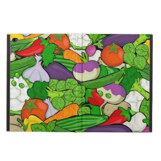 Mixed vegetables powis iPad air 2 case