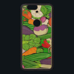 "Mixed vegetables wood nexus 6P case<br><div class=""desc"">Mixed vegetables</div>"