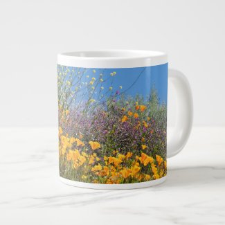 Mixed Wildflowers Mug
