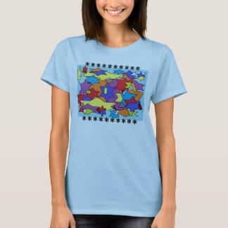 MixedEdze6edges T-Shirt
