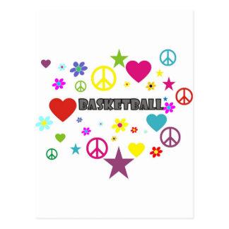 mixedgraphics-basketball. postcard