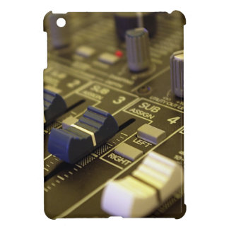 Mixer background iPad mini cases