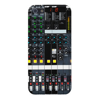 Mixer Board iPhone5/S case