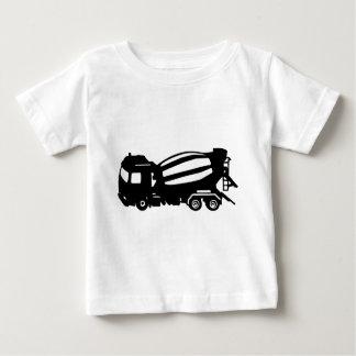 mixer truck camion toupie t-shirt