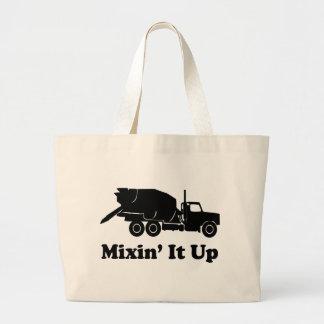 Mixin él para arriba bolsa
