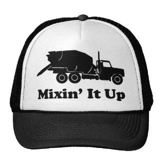 Mixin' It Up Trucker Hat