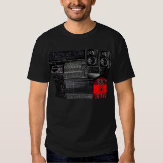 MIXIN' UP THE MEDICINE - BLACK 'NO WORDS' T-Shirt