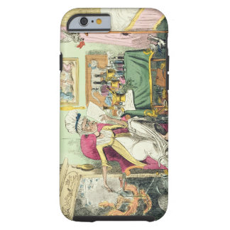 Mixing a Recipe for Corns, published by G. Humphre Tough iPhone 6 Case