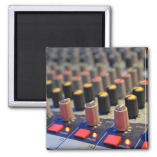 Mixing Board Buttons Magnet