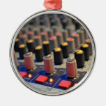 Mixing Board Buttons Ornament