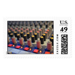 Mixing Board Buttons Stamps