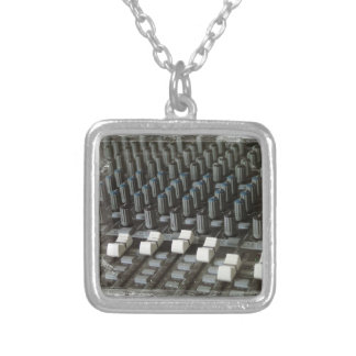 Mixing Board Necklace