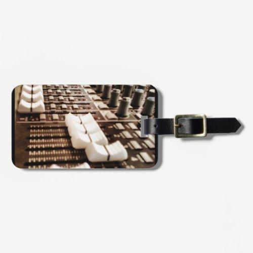 Mixing Board (Photography) Bag Tag