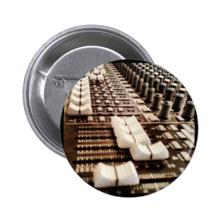 Mixing Board (Photography) 2 Inch Round Button
