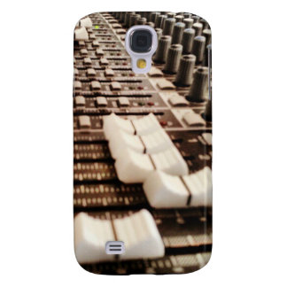 Mixing Board (Photography) Galaxy S4 Cover