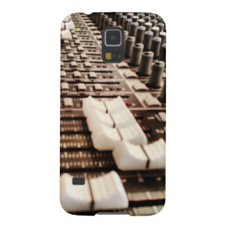Mixing Board (Photography) Cases For Galaxy S5