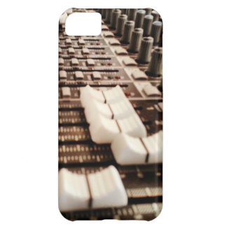 Mixing Board (Photography) iPhone 5C Case