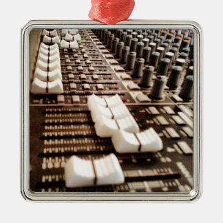 Mixing Board (Photography) Metal Ornament