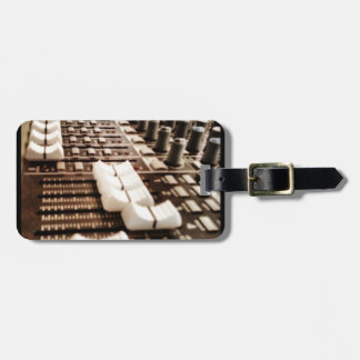 Mixing Board (Photography) Tag For Luggage