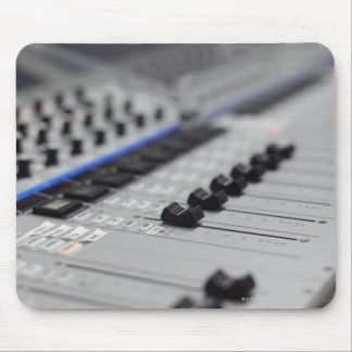 Mixing Desk Mouse Pad