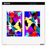 Mixing Paint Drops Skins For Kindle Fire