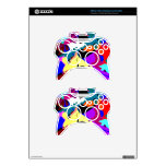 Mixing Paint Drops Xbox 360 Controller Skins