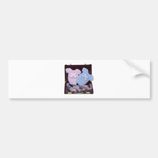 MixingWorkAndHome061509 Bumper Sticker