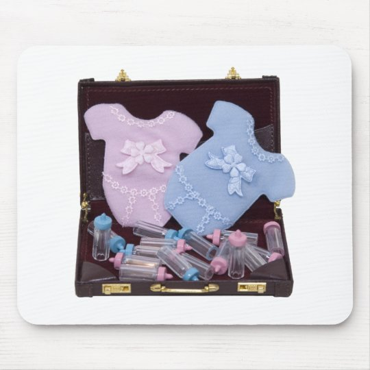 MixingWorkAndHome061509 Mouse Pad
