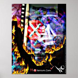 Mixllenium.Com - Burning Media Poster