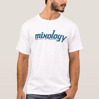 Mixology - The Art of Spinning - Blue T-Shirt
