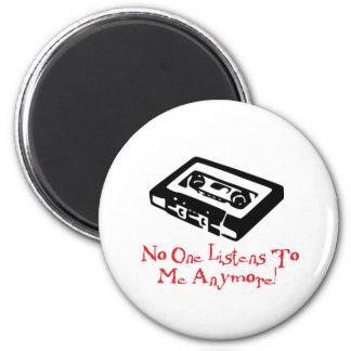Mixtape 2 Inch Round Magnet
