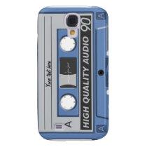 mixtape cassette 3 casing samsung galaxy s4 cover