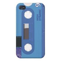 mixtape cassette 4 casing iPhone 4/4S cover