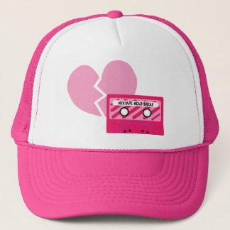 MixTape Heartbreak Trucker Hat